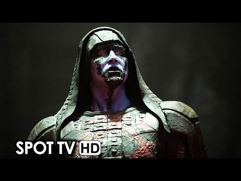 Guardiani della Galassia Spot TV (2014) - Vin Diesel Movie HD