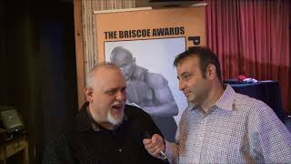 John DiSanto talks Brisoce Awards
