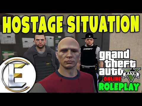 Hostage Situation | GTA 5 Roleplay - Held against my will and paid for it (GTA RP)