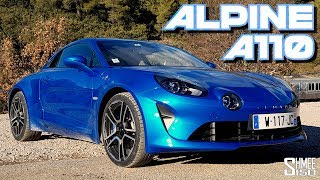 THIS is the NEW Alpine A110! | REVIEW