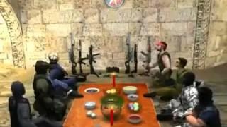 counter strike_fiesta de terrorista y anti terroristas--los mejores amigos :)