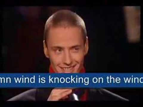 Vitas:  OPERA#2 with english lyrics
