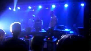 Footworxx Sandy Warez Bday 2013 - Frenchcore stage - Mat Weasel vs Harry Potar