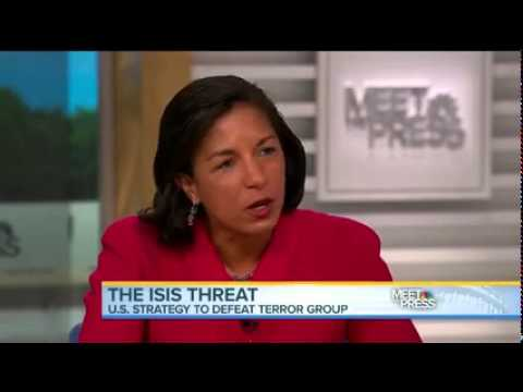 Susan Rice: We Are Not Reassessing Strategy Against The Islamic State