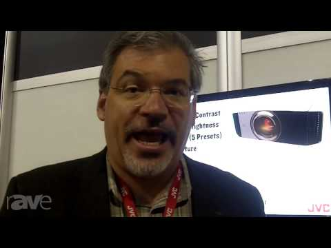 CEDIA 2013: JVC Showcases it DILA Projector Line
