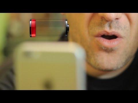 Cómo mejorar y reparar las baterías de smartphone
