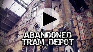 Abandoned Tram Depot Shrubhill Edinburgh HD - Urbex Derelict Explore Abandoned Scotland