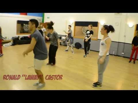 Ronald Laway Castor choreography to Iggy Azalea- Million Dollar Misfits ft. B.O.B