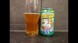 Sweetwater Goin' Coastal IPA By Sweetwater Brewing Company | American Craft Beer Review