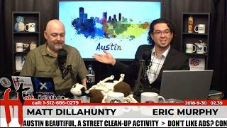 Talk Heathen 02.39 with Eric Murphy & Matt Dillahunty