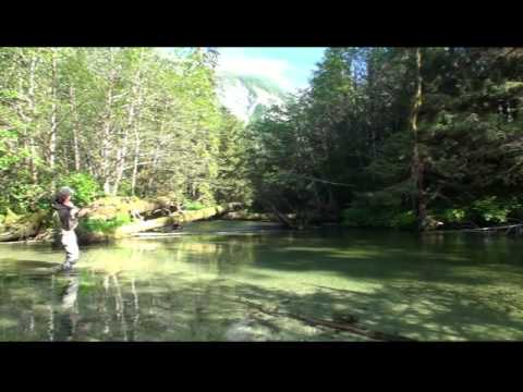Fly Fishing Alaskan Steelhead