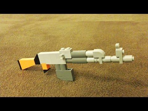 LEGO - Jak Zbudować #3 Mini AK-47