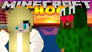 Minecraft School - VISITING SARAH