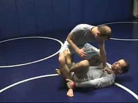 Low X Sweep from Open Guard Image 1