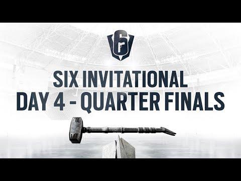 Rainbow Six   Six Invitational 2019 – Playoffs – Quarter Finals