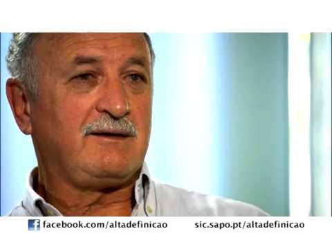Promo SIC - Alta Definição (Luiz Felipe Scolari)