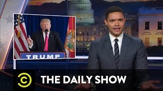 Donald Trump's Shady Ties to Russia: The Daily Show