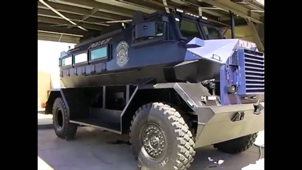 Trucks For Sale Working Trucks For Sale New And Used >> MURRIETA: SWAT team gets new armored truck - YouTube
