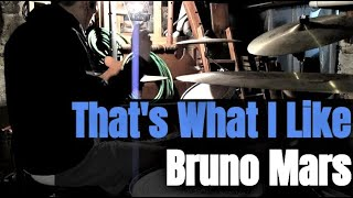 Bruno Mars - That's What I Like | Drum Cover | Kyle Stauffer