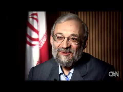 CNN´s Amanpour speaks with Larijani about Iran´s nuclear program