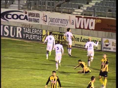 Jaén 3 - San Roque de Lepe 2 (16-11-14)