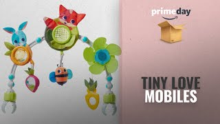 Exclusive Tiny Love Mobiles Prime Day Deals: Tiny Love Meadow Days Sunny Stroll Stroller Arch