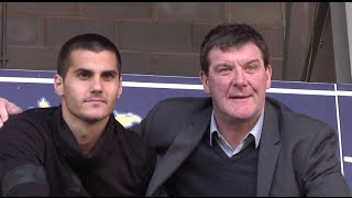 Tommy Wright delighted to bring in