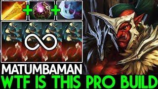 Matumbaman [Troll Warlord] WTF is This Pro Build Cancer Meta 7.22 Dota 2