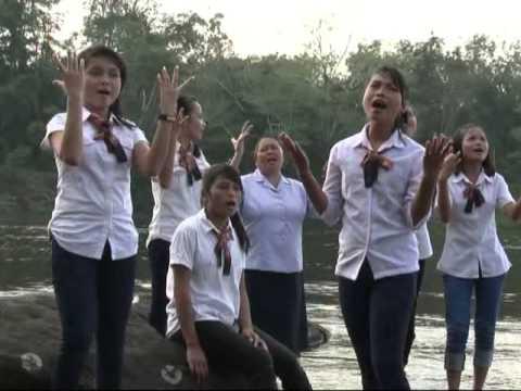 Jubata. Lagu Rohani Dayak. SMPK Bukit Raya Serawai