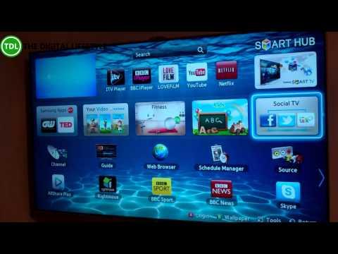 Samsung Series 8 Smart TV review