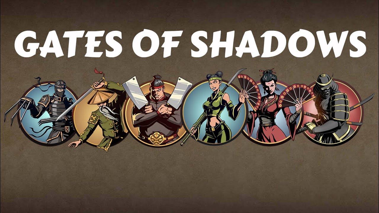 Gates of Shadows Shadow Fight 2:gates of