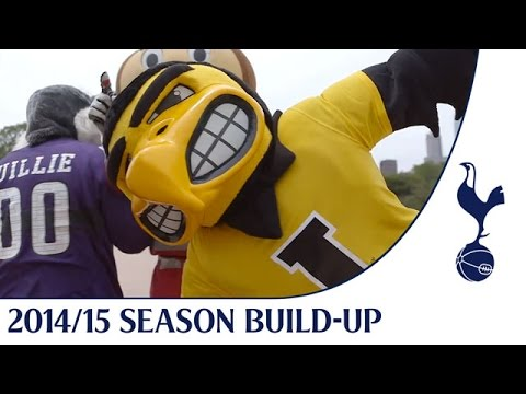 Big Ten Mascots - Air Ball Skills