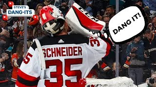 NHL Worst Plays of The Year - Day 11: New Jersey Devils Edition | Steve's Dang Its