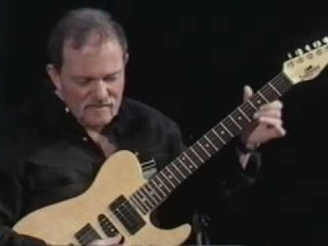 John Abercrombie - Single String Improvisation