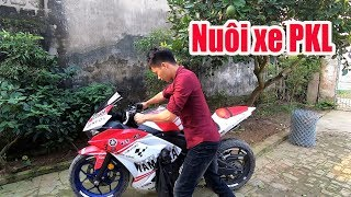 2 bottles of viscous million mother and then too expensive || Yamaha r3 oil change