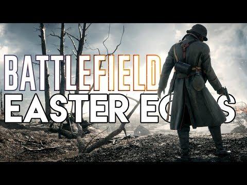All Battlefield 1 Easter Eggs & Secrets