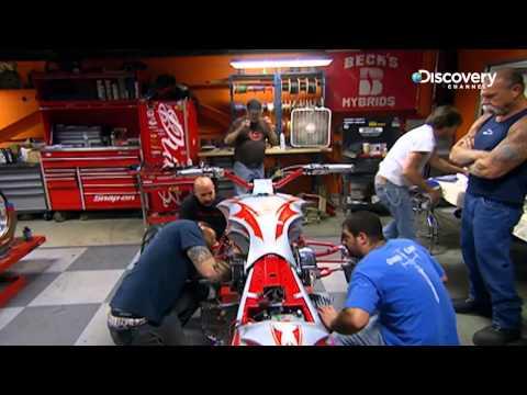 American Chopper: OCC Reverse Trike