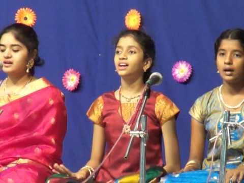 Tyagaraja  Keerthanalu 1 by Meghana Killampalli