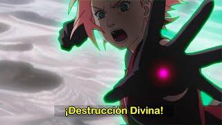 El jutsu médico SECRETO de Sakura Haruno que casi NADIE conoce