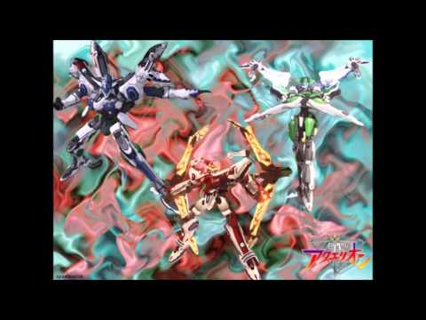 Sousei No Aquarion - Genesis Of Aquarion OP 1 - Male Version