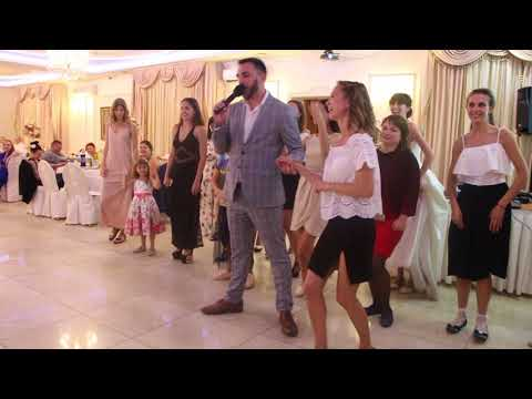 Шикарный БАтл 1-го сентября на свадьбе часть 1