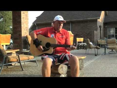 John Daly sings and plays guitar for Golf Monthly