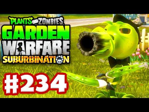 Plants vs. Zombies: Garden Warfare - Gameplay Walkthrough Part 234 - Agent Pea Garden Ops Attempt