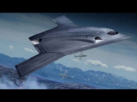 Secret Weapons US Will Use In War On Russia: Guided Bullet, Drone-Like Nuclear Bomber!
