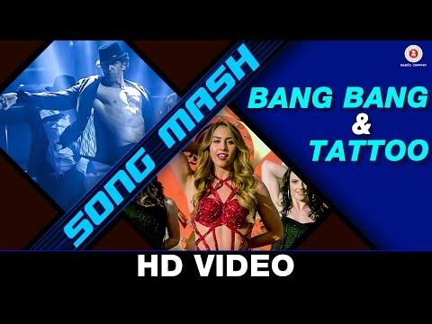 Bang Bang & Tattoo | Mash Up | Hrithik Roshan - Katrina Kaif - Lauren Gottlieb Remix - ABCD 2