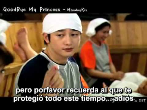 Monday Kiz& Goodbye My Princess -sub Español video