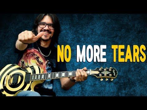 Zakk Wylde - No More Tears - Solo Cover