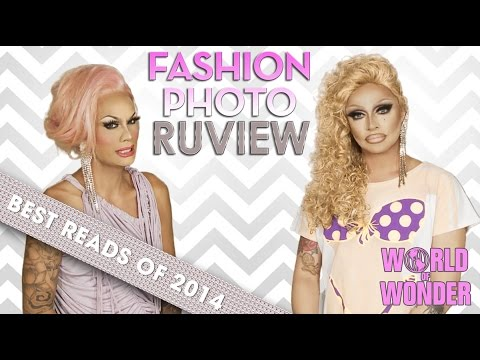 RuPaul's Drag Race Fashion Photo RuView – Best Reads of 2014