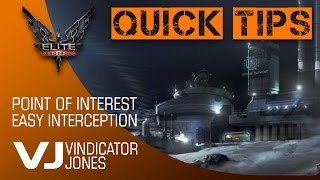 Elite Dangerous Points of Interest  Easy Interception