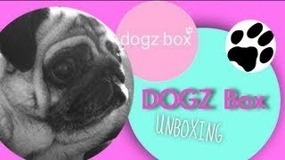 DOGZBOX unboxing mit MIA MOPS